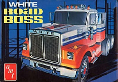 1/25 White Road Boss Truck C
