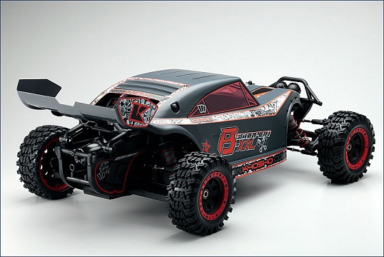 1/7 GP 2WD Scorpion B-XXL RTR (Black) №1