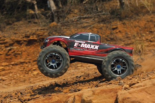 E-Maxx Brushless MXL 4WD 1/10 RTR (with Bluetooth module and telemetry) + NEW Fast Charger №16