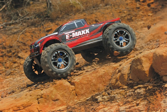 E-Maxx Brushless MXL 4WD 1/10 RTR (with telemetry) №39