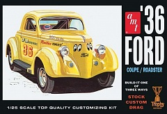 1/25 1936 FORD COUPE