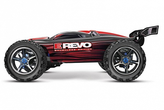 E-Revo Brushless 4WD Truck w/Bluetooth Module №4