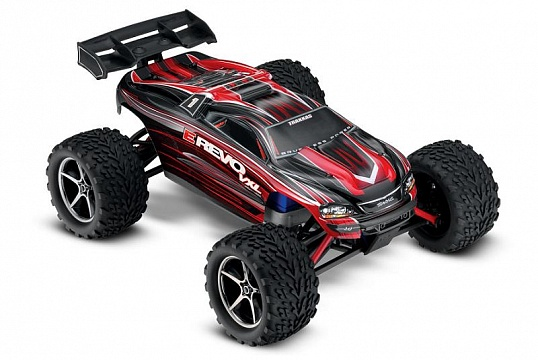 E-Revo 1/16 VXL Brushless 4WD RTR + NEW FAST CHARGER №2