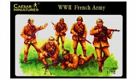 1/72 WWII French Army