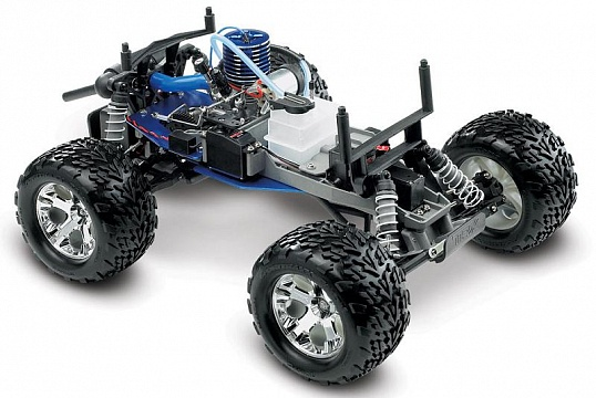 Nitro Stampede 2WD 1/10 RTR + NEW Fast Charger №11