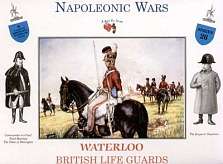 1/32 Napoleonic Wars: Waterloo British Life Guards (8)