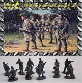 1/72 WWII German Army w/Camouflage
