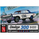 AMT987/12 1/25 Color Me Gone 1964 Dodge 300 Superstock
