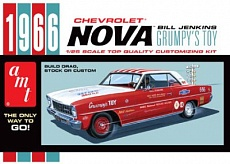 1/25 1966 Cheva Nova, Bill Jenkins