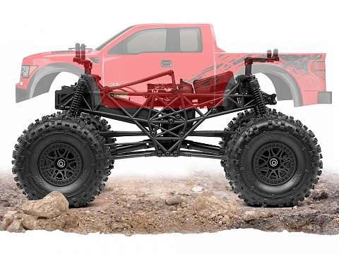 CRAWLER KING RTR WITH FORD F-150 SVT RAPTOR BODY №7