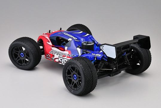 1/8 GP 4WD Inferno NEO ST RTR (Blue) №4