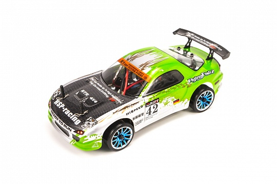1/16 EP 4WD On-Road Drifting Car (Brushless) №1