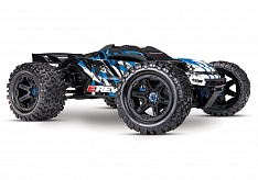 1/10 E-Revo VXL Brushless: 4WD Brushless