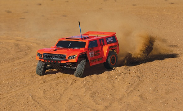 Slash 2WD Dakar Edition 1/10 RTR + NEW Fast Charger №13