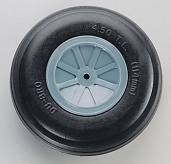 450TL TREADED LITE WHEEL 4,5""