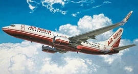 1/144 B737-800 Air Berlin Airliner