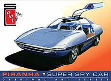 1/25 PIRANHA SPY CAR