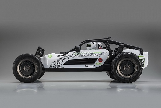 1/7 GP 2WD Scorpion XXL RTR (White) №3