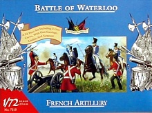 1/72 Waterloo: French Artillery (52)