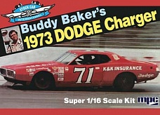 1/16 Dodge Charger Buddy Baker