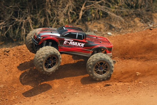 E-Maxx Brushless MXL 4WD 1/10 RTR (with Bluetooth module and telemetry) + NEW Fast Charger №37