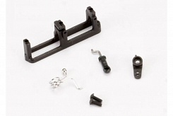 Linkage, shift (includes: ball collar, spring, ball cup, servo horn, linkage wire)/ shift servo moun