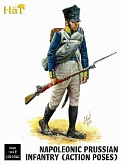 1/32 Napoleonic Prussian Infantry Action Poses (18 )