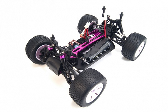 1/10 EP 4WD Off Road Truggy (WaterProof) №3