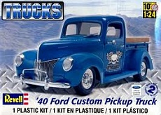 1/24 1940 Ford Custom Pickup Truck
