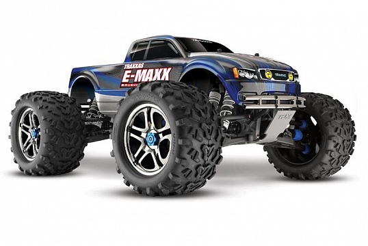 E-Maxx Brushless MXL 4WD 1/10 RTR (with telemetry) №1