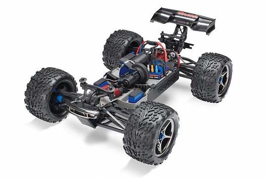 E-Revo Brushless 4WD Truck w/Bluetooth Module №9