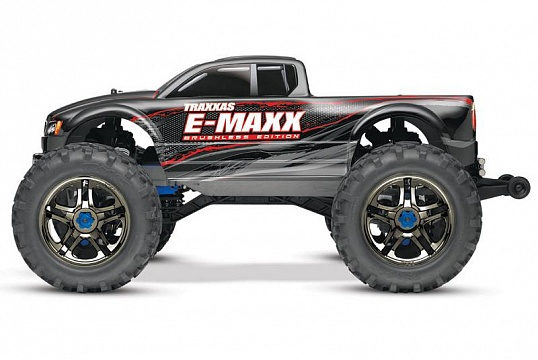 E-Maxx Brushless MXL 4WD 1/10 RTR (with telemetry) №9