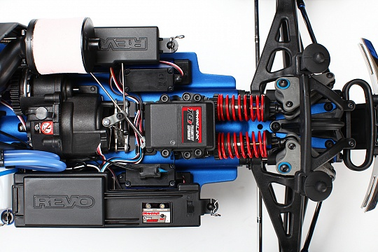 Revo 3.3 Nitro 4WD 1/10 RTR (with Bluetooth module and telemetry) №23