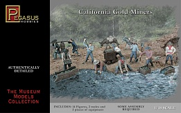 1/72 California Gold Miners (28)