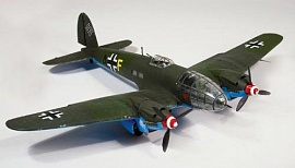 1/72 He111 Fighter