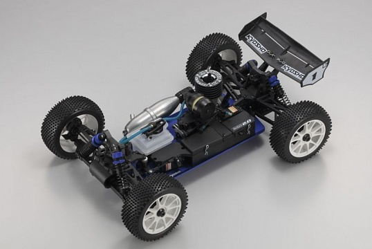 1/8 GP 4WD DBX 2.0 RTR (red) №5