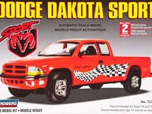 1/25 DODGE DAKOTA SPORT PICKUP