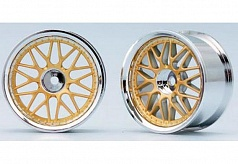 Диски 1/10 - 10-Spoke Chrome s, Gold