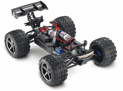 E-Revo 4WD RTR + NEW Fast Charger №55