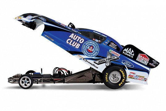 Funny Car NHRA Brushless 2WD 1/8 RTR №10