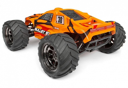 Монстр 1/10 электро - Bullet ST FLUX RTR 2.4 GHz (влагозащита) 4WD (NEW) №4