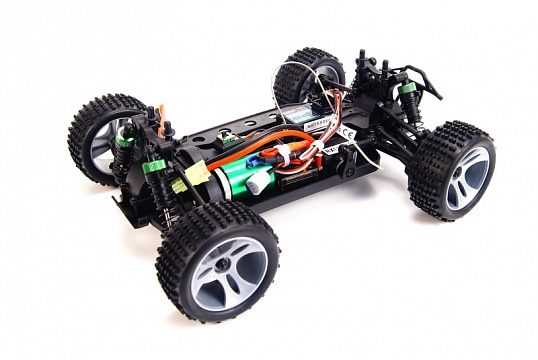 1/18 EP 4WD Off Road Truggy №6