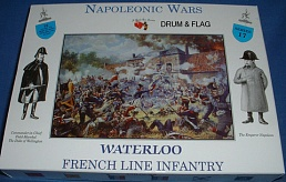 1/32 Napoleonic Wars: French Line Infantry (16)