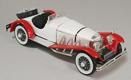 1/24 1929 Mercedes Benz SSK Sports Car