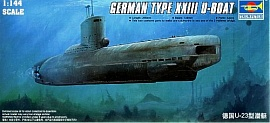 1/144 GERMAN TYPE XXIII LATE P