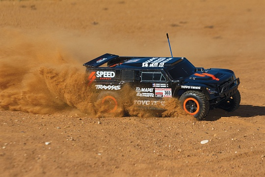 Slash 2WD Dakar Edition 1/10 RTR + NEW Fast Charger №12