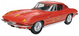 1/25 1963 Corvette Sting Ray Coupe