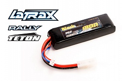 LiPo 7,4В(2S) 1900mAh 25C Soft Case Tamiya plug (for LaTrax Rally