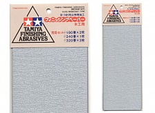 Finishing Abrasives Medium