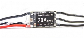 Little Bee 20A Brushless ESC Electronic Speed Controller for FPV Multicopter